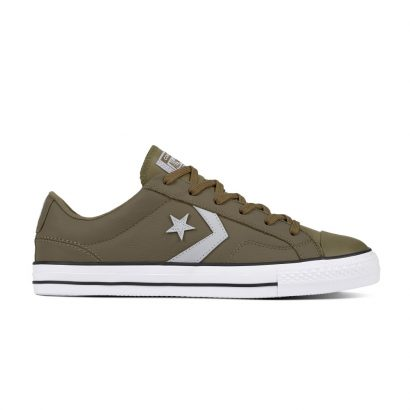 STAR PLAYER LEATHER OX MEDIUM OLIVE