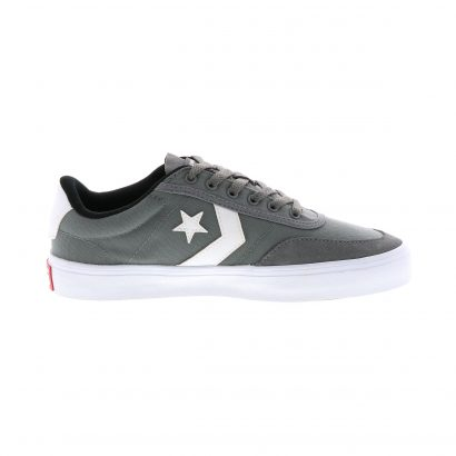 CONVERSE COURTLANDT TEXTILE OX DARK GREY