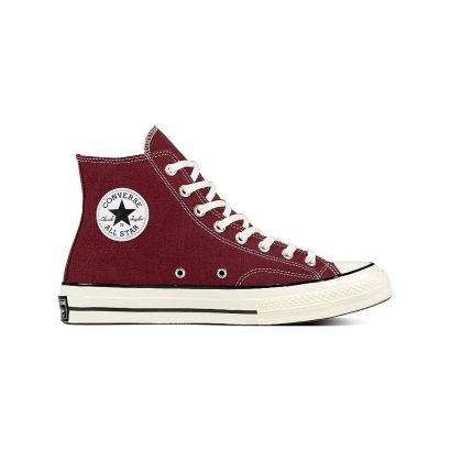 CHUCK 70 VINTAGE CANVAS HI DARK BURGUNDY
