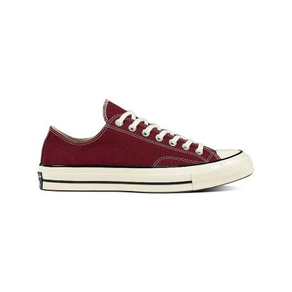 CHUCK 70 VINTAGE CANVAS OX DARK BURGUNDY
