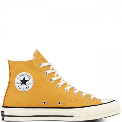 CHUCK 70 VINTAGE CANVAS HI SUNFLOWER YELLOW
