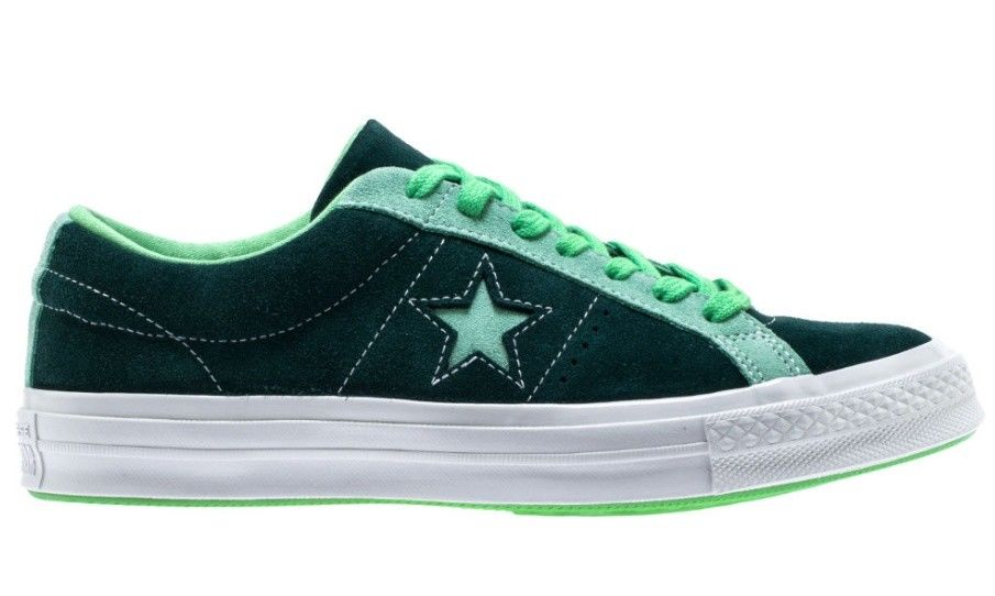 ONE STAR VINTAGE SUEDE OX NEPTUNE GREEN
