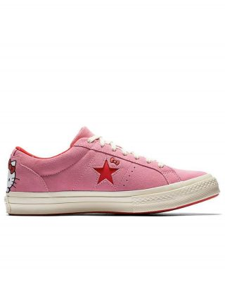KIDS ONE STAR HELLO KITTY PINK