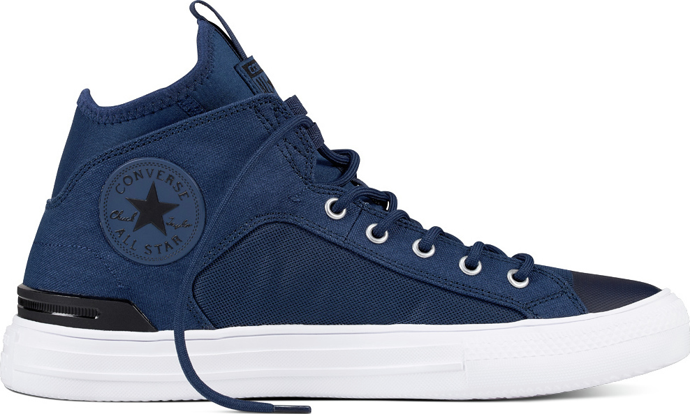 CTAS ULTRA BREATHE TEXTILE MID NAVY BLUE