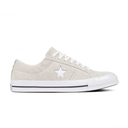 ONE STAR VINTAGE SUEDE OX BONE WHITE