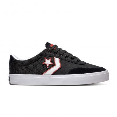 CONVERSE COURTLANDT DOUBLE OX BLACK