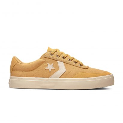 CONVERSE COURTLANDT CHINO OX CLUB GOLD
