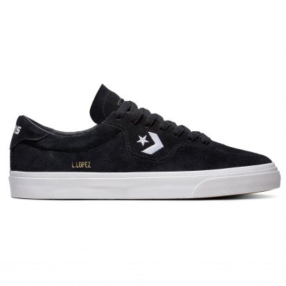 LOUIE LOPEZ PRO INTRO PACK OX SUEDE BLACK