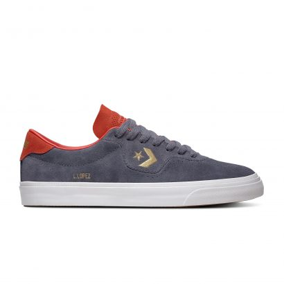 LOUIE LOPEZ PRO OX SUEDE SHARKSKIN GREY
