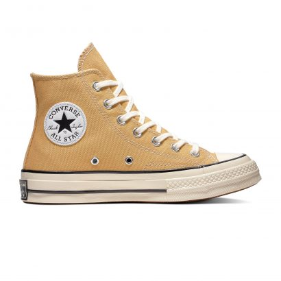 CHUCK 70 VINTAGE CANVAS HI CLUB GOLD