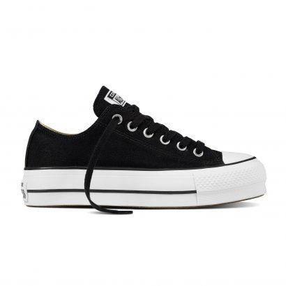 CTAS LIFT OX CANVAS BLACK