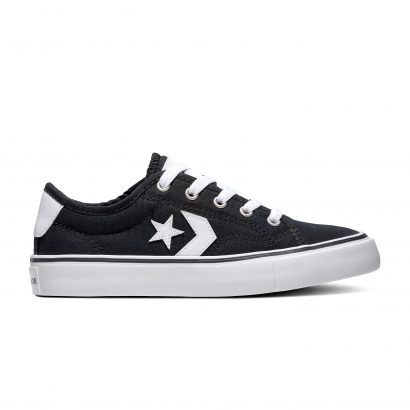 CONVERSE STAR REPLAY OX BLACK