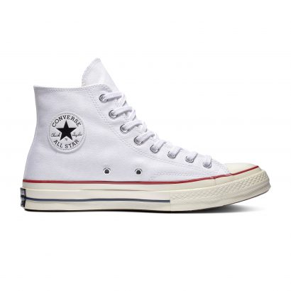 CHUCK 70 HI VINTAGE CANVAS WHITE