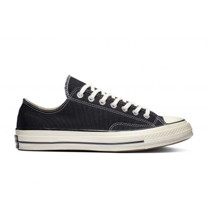 CHUCK 70 OX VINTAGE CANVAS BLACK
