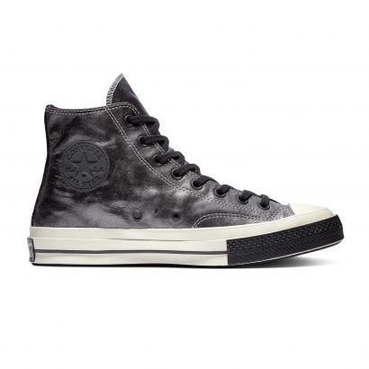 CHUCK 70 HI FLIGHT SCHOOL GLAM BLACK