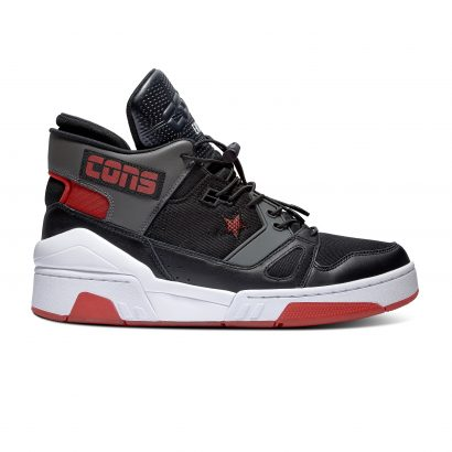 ERX 260 MID SPACE RUNNER LEATHER BLACK